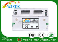 100% Aging Test CE & RoHS Certificate 2A 10W 5V LED Light Power Supply Stage