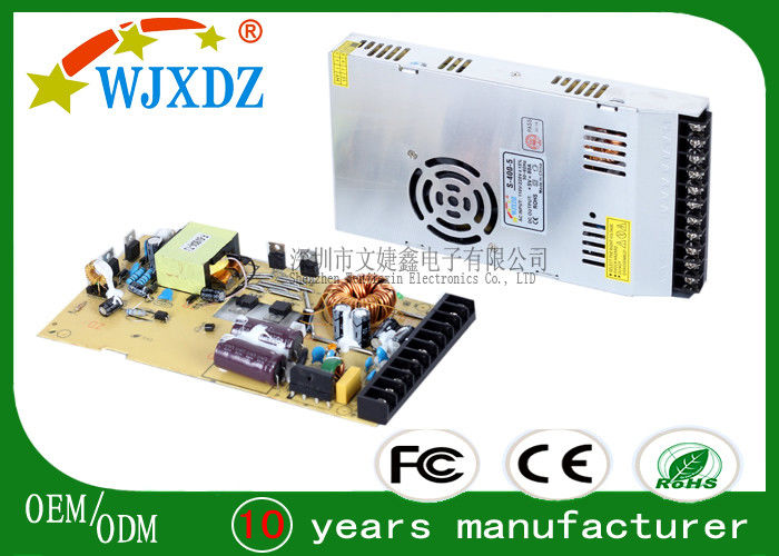 2 Years Warranty 24V LED Switching Power Supply 400W with Overvoltage Protection
