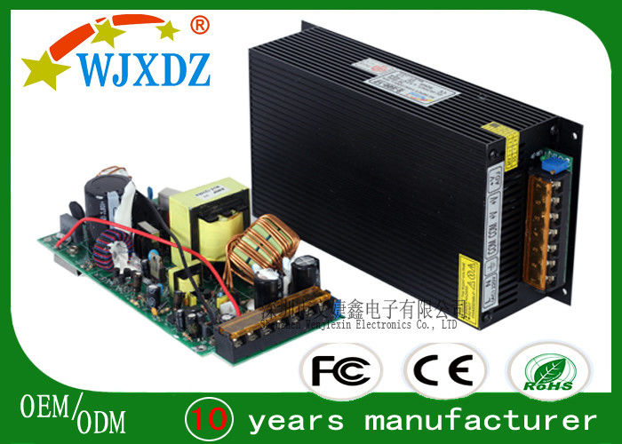 12V Over Voltage Protection 40A LED Switching Power Supply Restaurant Lighting