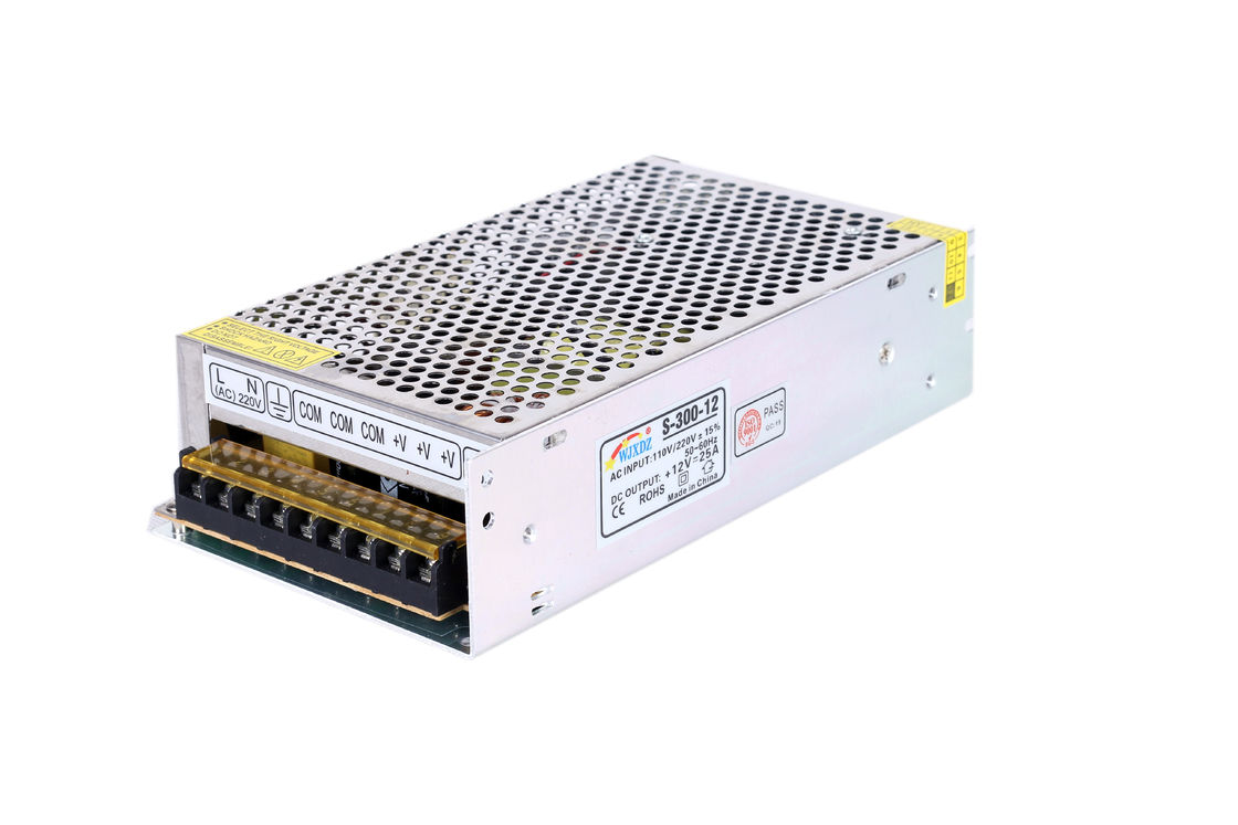 High Efficiency 30A 12V AC DC Switching Power Supply for Advertisement Machine